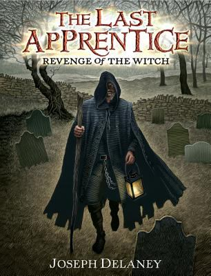 cover photo: Last Apprentice: Revenge of the Witch