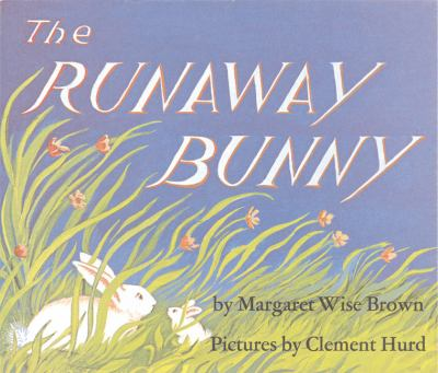 Cover image for The runaway bunny 