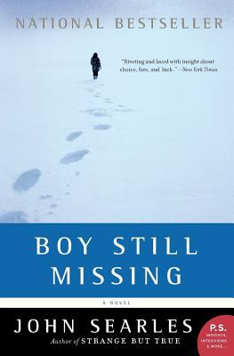 cover of Boy Still Missing