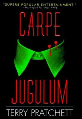 Cover image for Carpe jugulum 