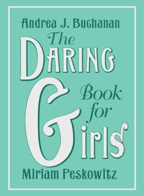 Cover image for The daring book for girls 