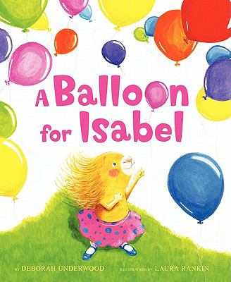 Details about A balloon for Isabel