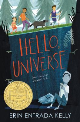 Cover Art for Hello, Universe