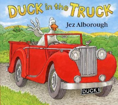 Book Cover: Duck in the Truck