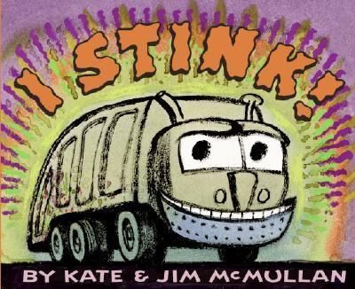 Cover image for I stink!