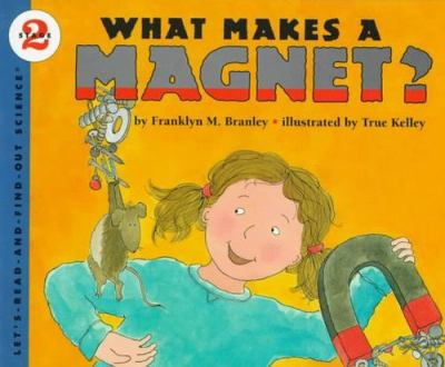 Cover image for What makes a magnet? 