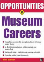 the cover of Opportunities in Museum Careers