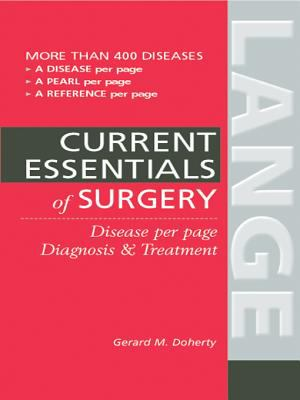 Current Essentials of Surgery