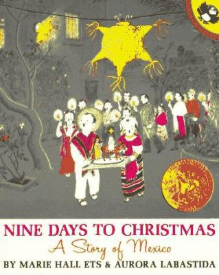 Nine Days to Christmas cover