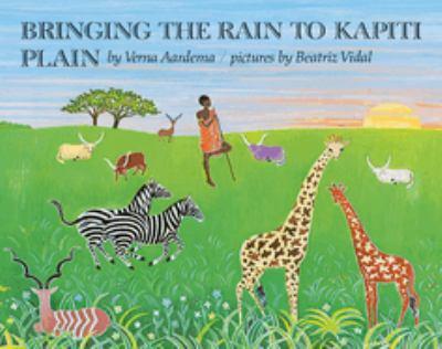 Cover image for Bringing the rain to Kapiti Plain