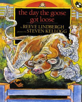 Cover image for The day the goose got loose