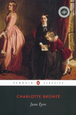 Book cover of Jane Eyre