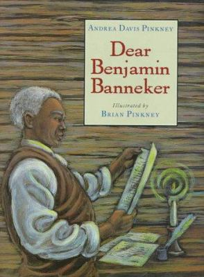 Cover image for Dear Benjamin Banneker