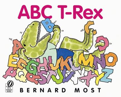 Cover image for ABC T-Rex 