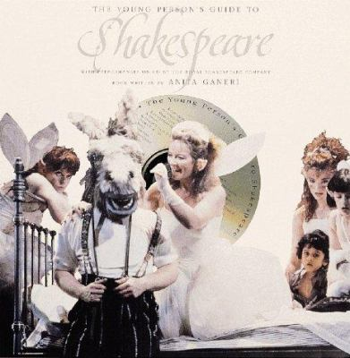 cover photo: The Young Person's Guide to Shakespeare: With Performances on CD by the Royal Shakespeare Company