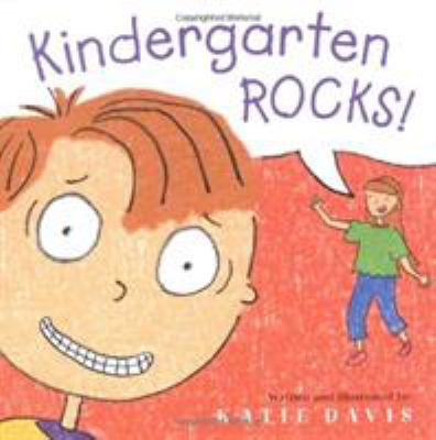 Cover image for I'm telling you, Dex, kindergarten rocks!