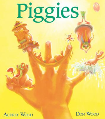 Cover image for Piggies