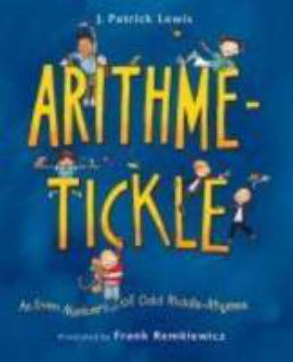 cover photo: Arithme-Tickle: An Even Number of Odd Riddle-Rhymes