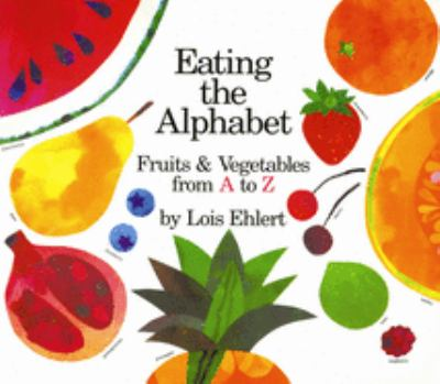 Cover image for Eating the alphabet