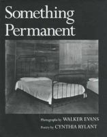 Something Permanent catalog link