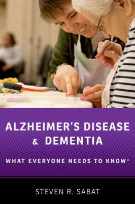 Alzheimer's Disease and Dementia book cover