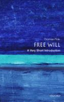 Free will : a very short introduction