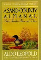 The Sand County Almanac