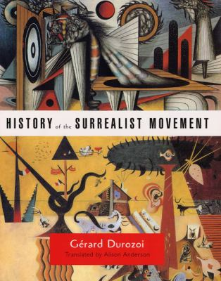 History of the Surrealist Movement book cover
