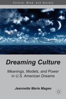 book cover of Dreaming Culture