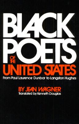 Cover for Black Poets of the United States