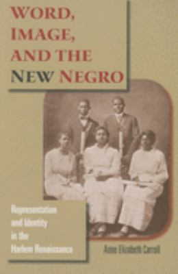 Cover art for Word, Image, and the New Negro