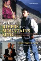 cover of Where Rivers and Mountains Sing: Sound, Music, and Nomadism in Tuva and Beyond