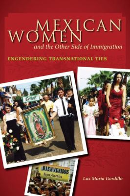 book cover of Mexican Women and the Other Side of Immigration