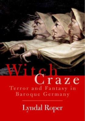 cover art for Witch Craze