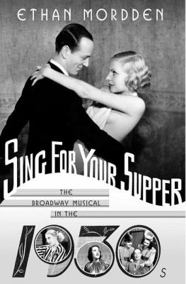 Cover image for Sing for your supper