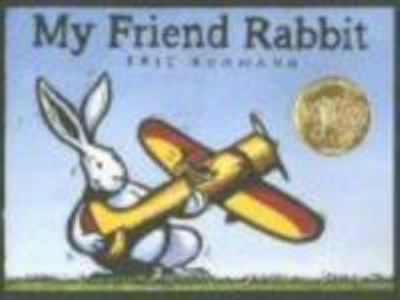 Cover image for My friend Rabbit 