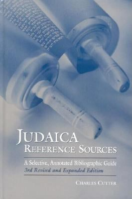 Judaica Reference Sources by Charles Cutter