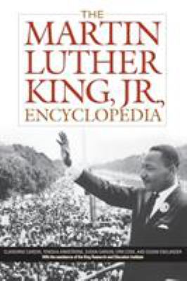 Cover image for The Martin Luther King, Jr., encyclopedia