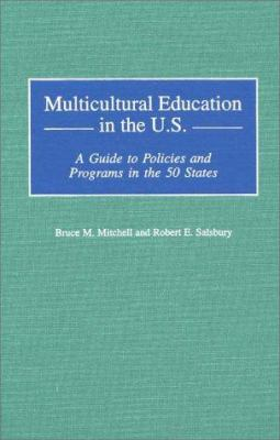 Multicultural Education in the U. S. Cover