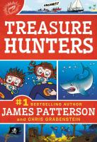 Treasure+hunters by Patterson, James © 2015 (Added: 5/24/16)