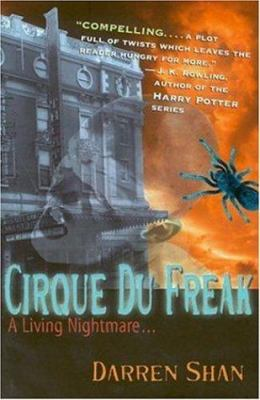 Cirque du Freak Cover
