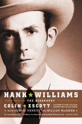 Cover image for Hank Williams