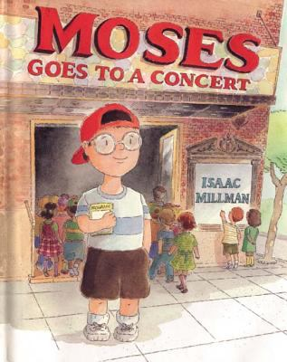Cover image for Moses goes to a concert