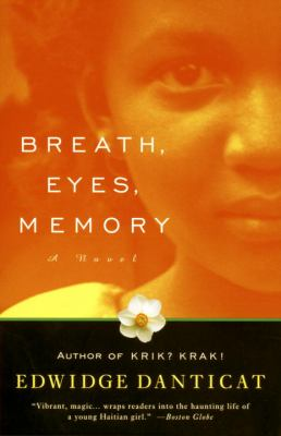 Cover image for Breath, eyes, memory