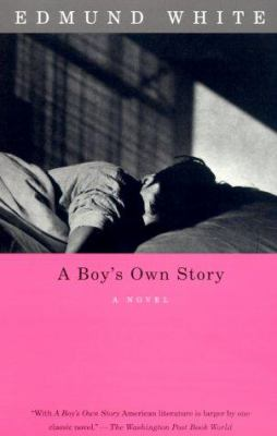 Cover image for A boy's own story