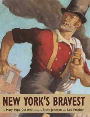 cover photo: New York's Bravest