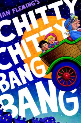 Cover image for Chitty Chitty Bang Bang