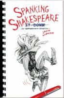 cover of Spanking Shakespeare