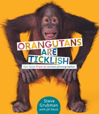 Details about Orangutans are Ticklish