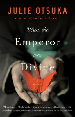 Book cover When the Emperor Was Divine